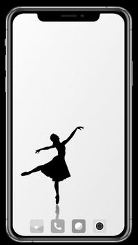 Ballet Wallpaper poster