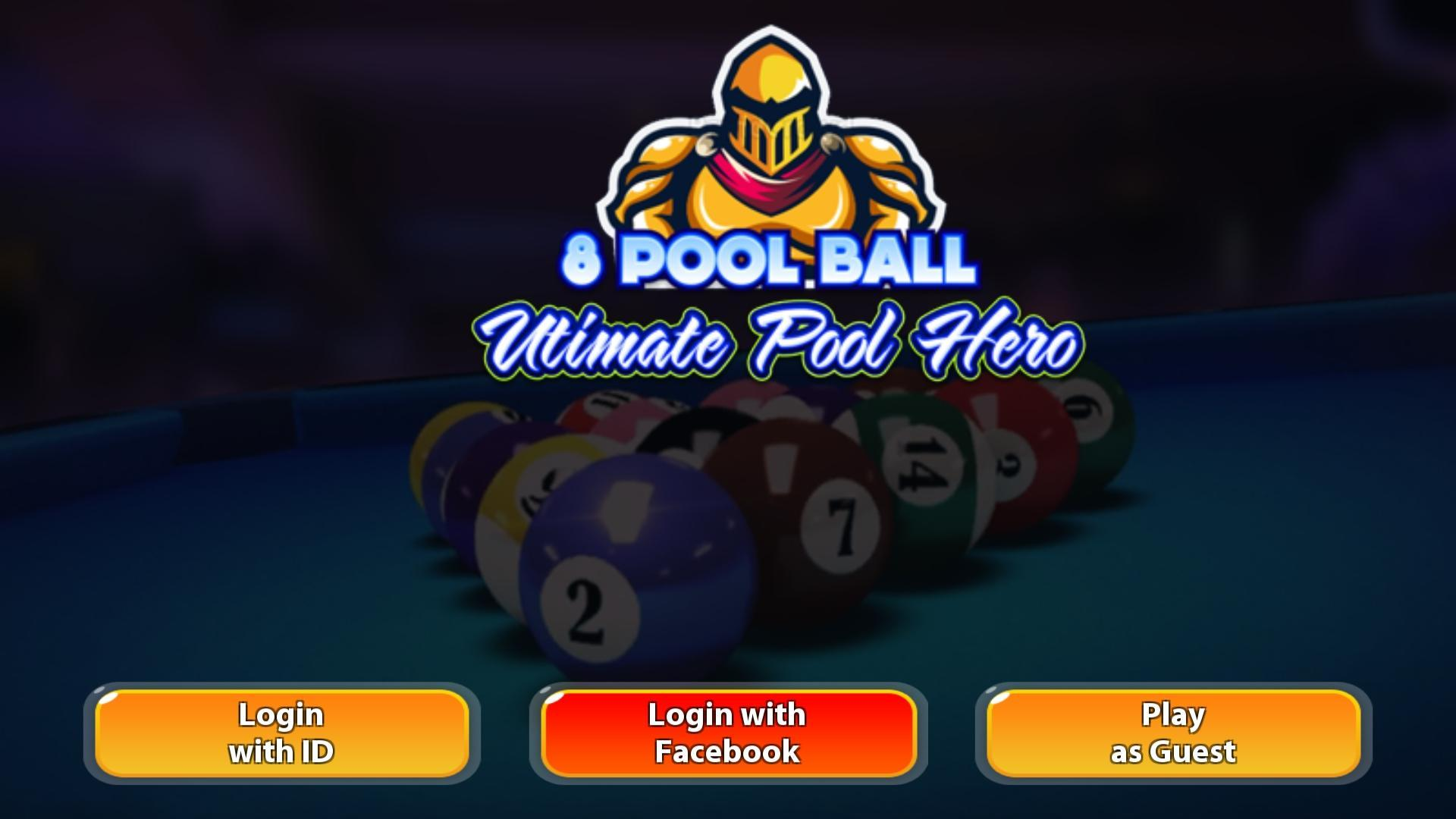 8 Pool Ball Ultimate Pool Hero For Android Apk Download
