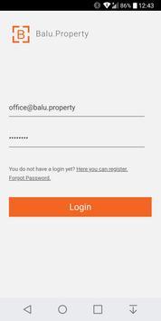 Balu.Property poster