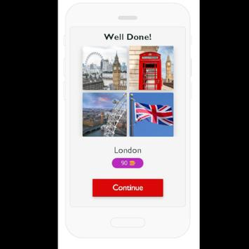 Traveller app: screenshot 2