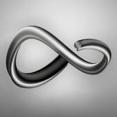 Infinity Loop ® Zeichen