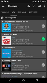 Podcast Addict screenshot 6