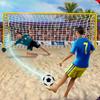 Dispara y Gol - Juego de Fútbol Playa icono