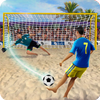 Shoot Doel Beach Soccer-icoon