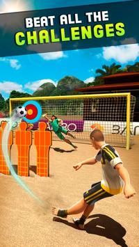 Shoot Goal - Beach Soccer Game screenshot 4
