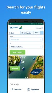 Bamboo Airways poster