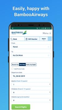 Bamboo Airways screenshot 2