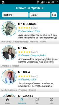 Bamtukat, Cours particuliers - Soutien scolaire screenshot 1