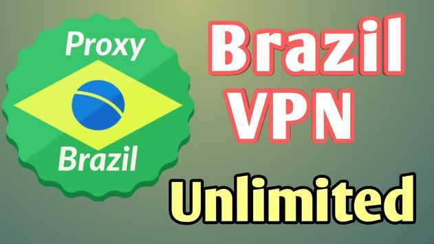 Brazil VPN - Proxy Master poster