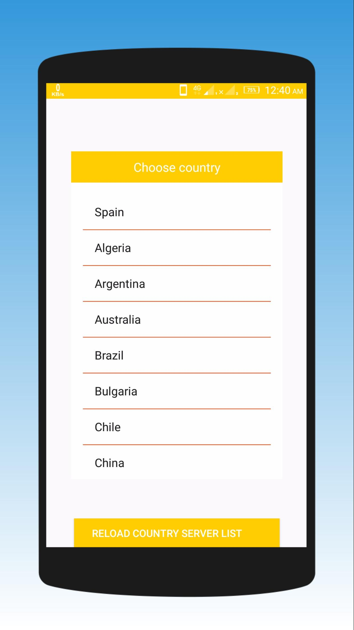 Brazil VPN - Proxy Master for Android - APK Download