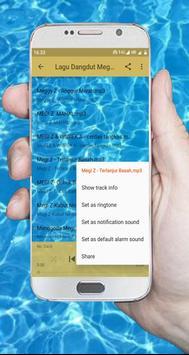 Lagu Dangdut Meggy Z Offline screenshot 1