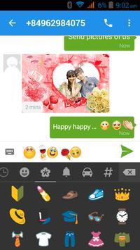nhắn tin - SMS ảnh chụp màn hình 15
