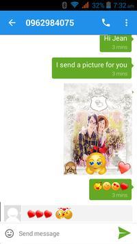 मैसेजिंग - एसएमएस स्क्रीनशॉट 7