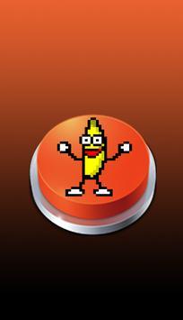 Banana Jelly Rapper Sound Button poster