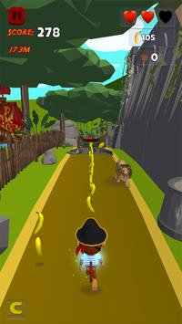 Pirate Monkey Run! screenshot 11