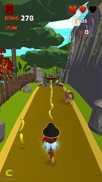 Pirate Monkey Run! screenshot 7
