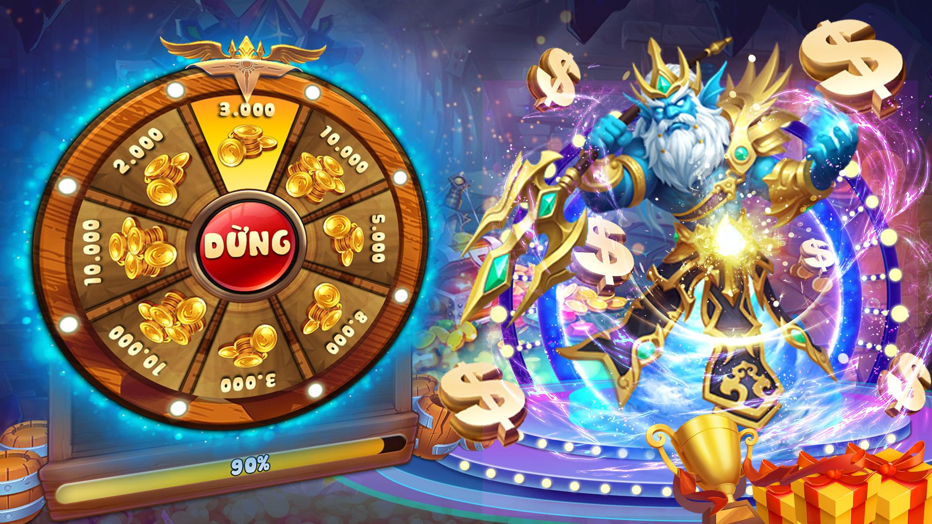 Android 用の Ban Ca Tien Canh – Game Ban Ca Online APK を