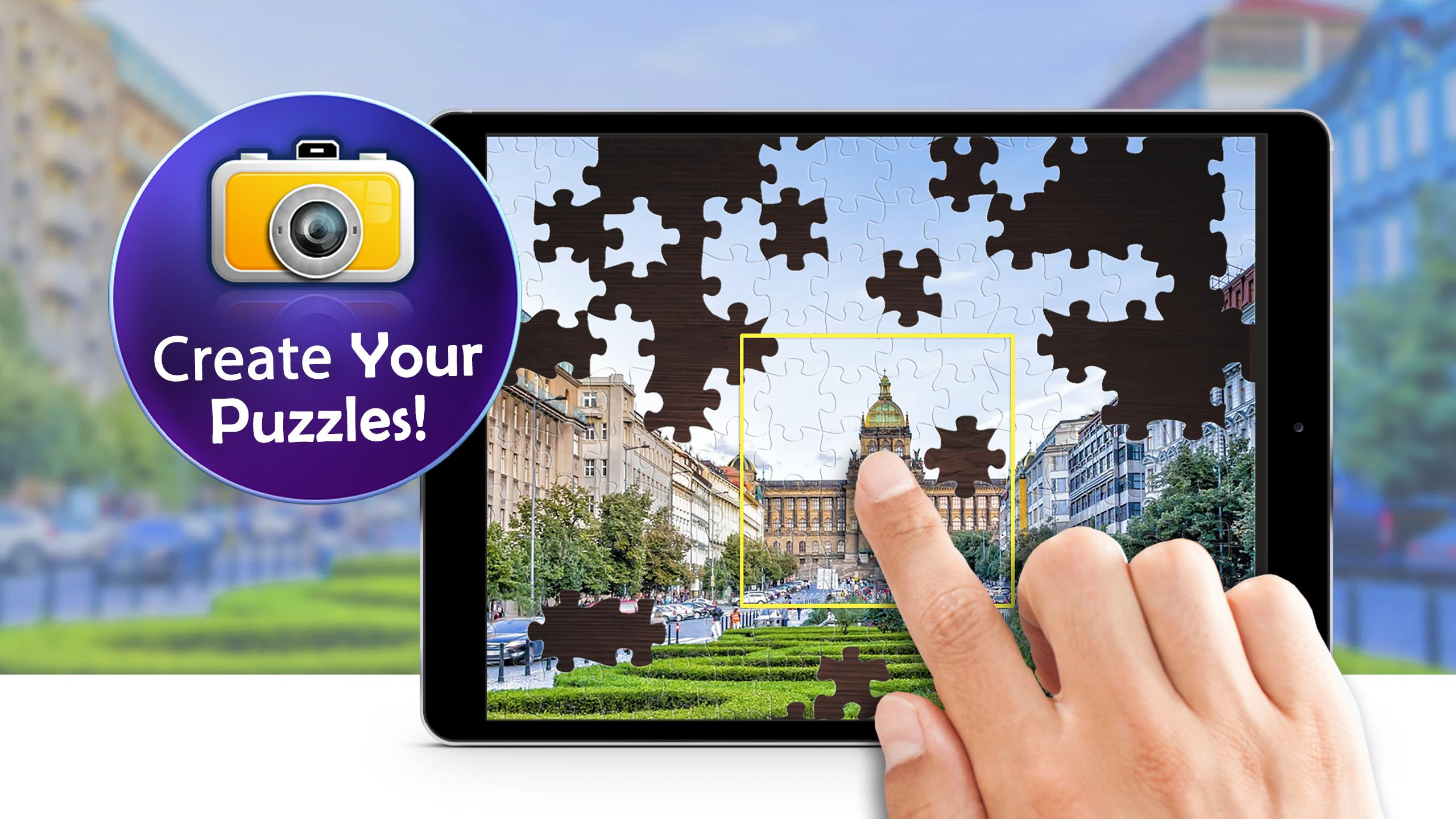 Magic Jigsaw Puzzles for Android - APK Download