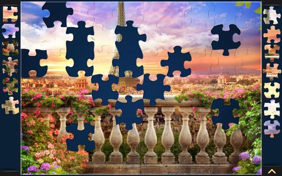 Susun Suai Teka-Teki Gambar Ajaib - Jigsaw Puzzle syot layar 17