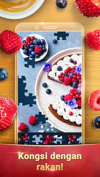 Susun Suai Teka-Teki Gambar Ajaib - Jigsaw Puzzle syot layar 4