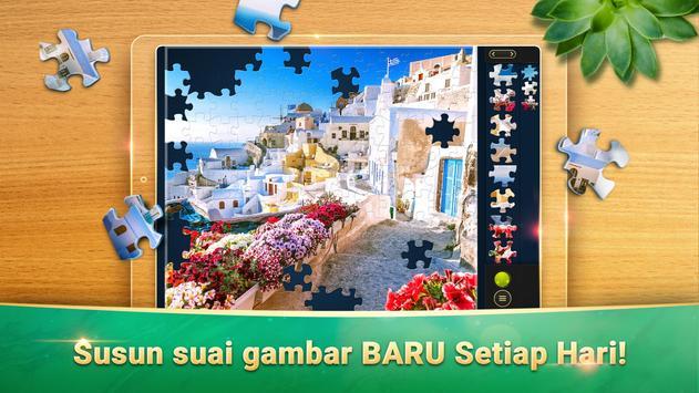 Susun Suai Teka-Teki Gambar Ajaib - Jigsaw Puzzle syot layar 12