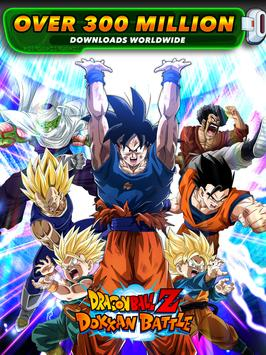 DRAGON BALL Z DOKKAN BATTLE الملصق