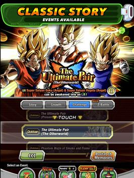 DRAGON BALL Z DOKKAN BATTLE تصوير الشاشة 14