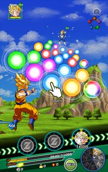 DRAGON BALL Z DOKKAN BATTLE captura de pantalla 11