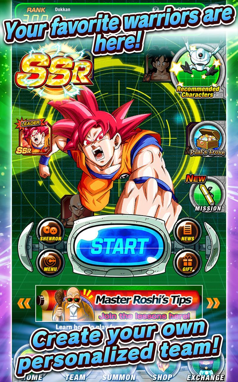 DRAGON BALL Z DOKKAN BATTLE for Android - APK Download