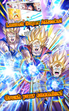 DRAGON BALL Z DOKKAN BATTLE screenshot 8