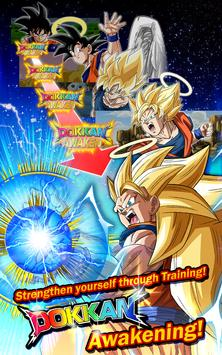 DRAGON BALL Z DOKKAN BATTLE captura de pantalla 9