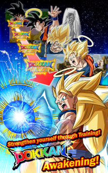 DRAGON BALL Z DOKKAN BATTLE screenshot 9