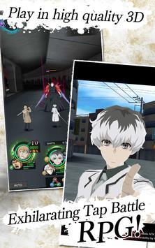TOKYO GHOUL скриншот 2