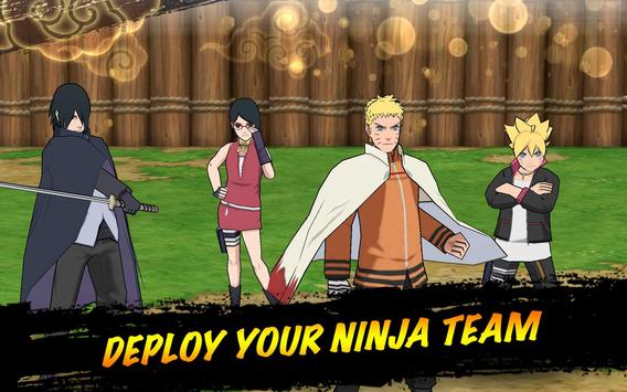 NARUTO X BORUTO NINJA VOLTAGE captura de pantalla 4