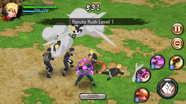 NARUTO X BORUTO NINJA VOLTAGE screenshot 9