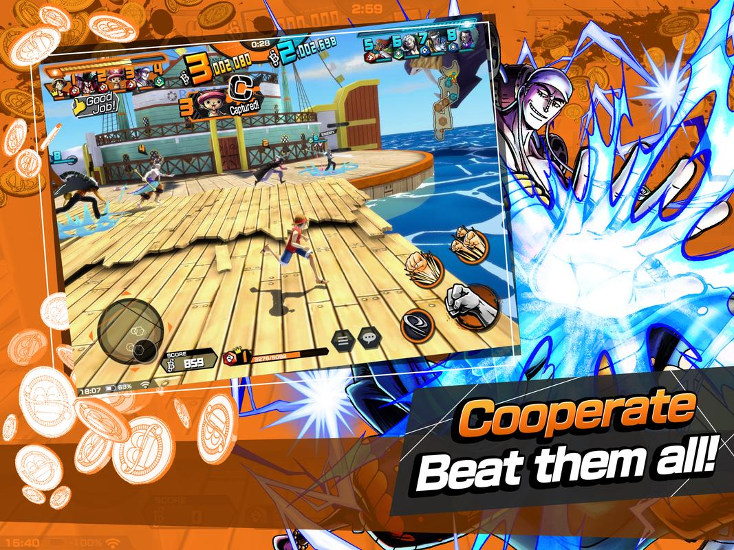 ONE PIECE Bounty Rush for Android - APK Download