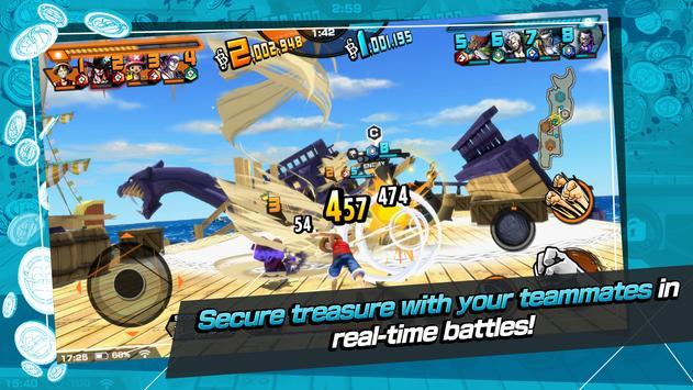 ONE PIECE Bounty Rush screenshot 9