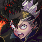 Black Clover Phantom Knights icon