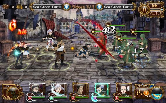 Black Clover Phantom Knights screenshot 11