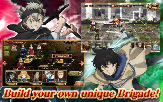 Black Clover Phantom Knights screenshot 1