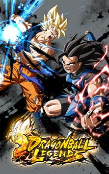 DRAGON BALL LEGENDS Poster