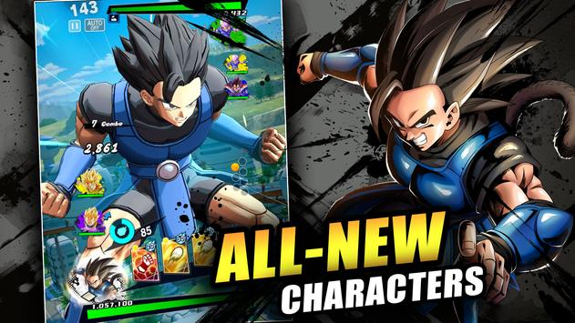 DRAGON BALL LEGENDS screenshot 5