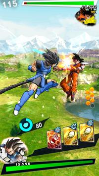 DRAGON BALL LEGENDS captura de pantalla 6