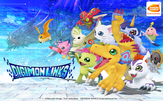 DigimonLinks Cartaz