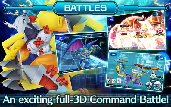 DigimonLinks スクリーンショット 16