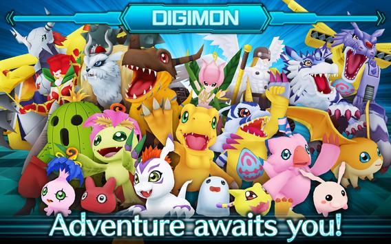 DigimonLinks スクリーンショット 13