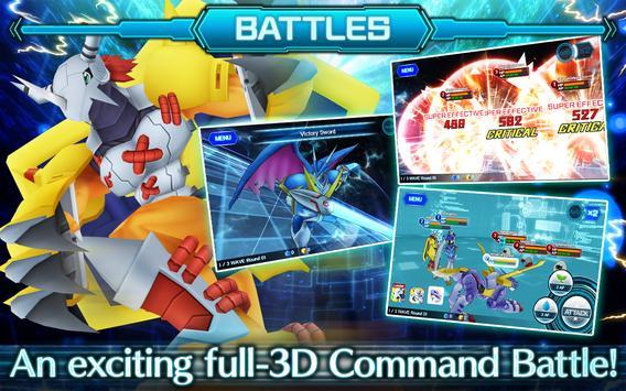 DigimonLinks screenshot 2