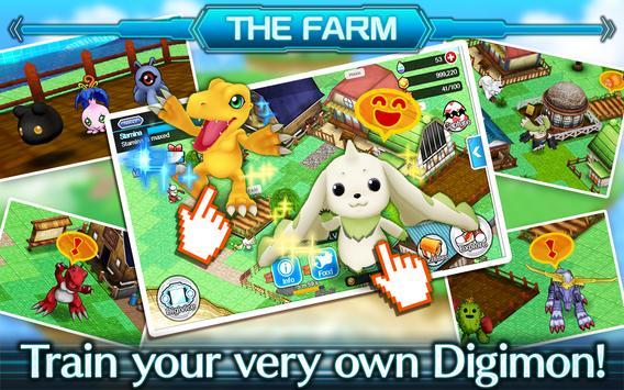 DigimonLinks スクリーンショット 3