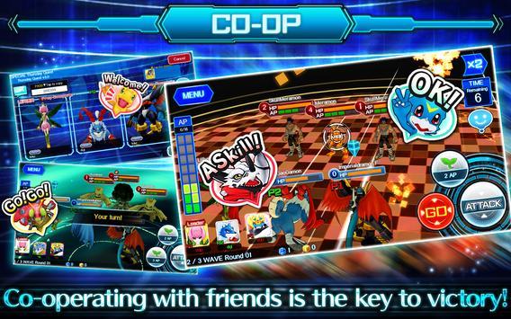 DigimonLinks Screenshot 4