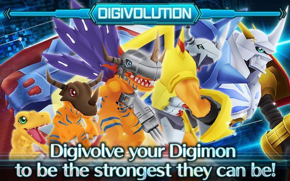 DigimonLinks screenshot 8